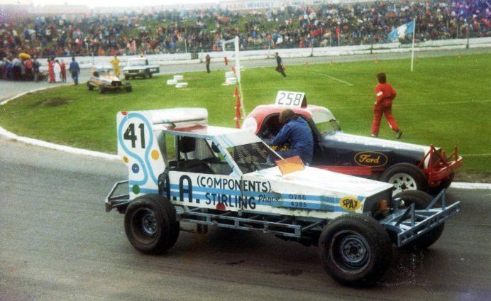 1980 Cowdenbeath Armadale Scotland Stock Cars